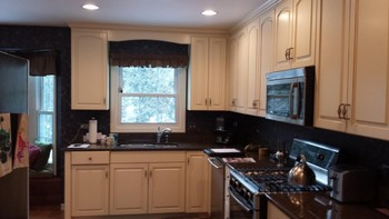 Cabinet Painting by B.A. Painting, LLC