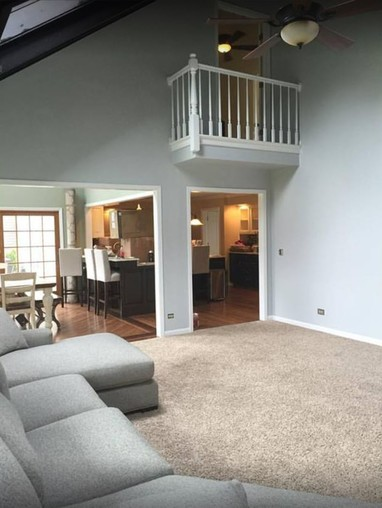 Painting in Wheaton, Illinois by B.A. Painting, LLC